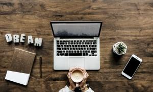 Home-Office - Ein Traum wird wahr