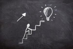 Schritt für Schritt zum Erfolg